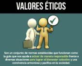 Concepto de valores éticos