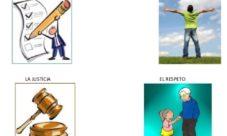 Ejemplos de valores cívicos